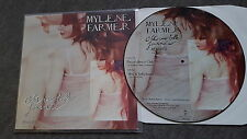 Mylene Farmer - C'est une belle journee 12'' Vinyl Maxi PiICTURE DISC
