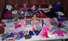 Mixed Lot of Doll& Barbie Clothes