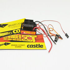 New Castle Creations Sidewinder SV2 SCT ESC for 1/10 Scale