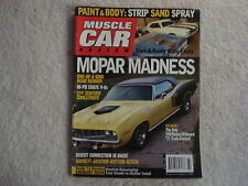 Muscle Car Review 2006 Spring Mustang GT-CJ, Cuda 340, Hemi Road Runner, GTO