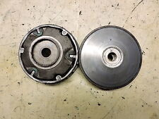 07 Piaggio MP3 250 ie scooter Vespa front primary main drive clutch pulley