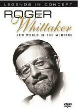 Roger Whittaker: Legends In Concert  DVD NEW
