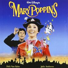 Mary Poppins - Original Soundtrack Remastered - CD NEW & SEALED Walt Disney  ost