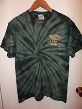 Wildwood New Jersey Shore Summer 2008 Ocean Beach Surf Green Tie Dye T Shirt Med
