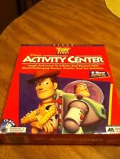 New Disney's Toy Story Activity Center For Kids Games (WIN/MAC CD-ROM) Freeship