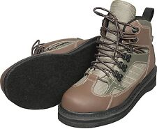 NEW ALLEN COMPANY White River WADING BOOTS Kids Size 6 NWT In Box! Fishing Camp