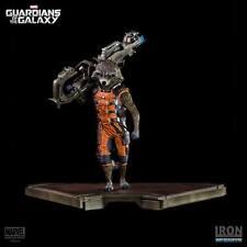 Guardians of the Galaxy: Rocket Raccoon 1:10 - Iron Studios