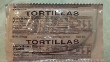 Meal Ready to Eat (MRE) 2pcs Tortillas Bread Wrap Cadet Ration IMP