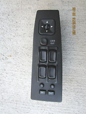 96 - 97 CADILLAC SEVILLE STS SLS MASTER POWER WINDOW SWITCH WITH MEMORY SWITCH