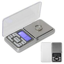 300g x 0.01g Mini Digital Electronic Weight Scale Jewellery Pocket Gram LCD