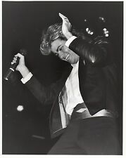 GEORGE  MICHAEL WHAM PHOTO UNRELEASED UNIQUE HUGE IMAGE 1984 EXCLUSIVE  GEM RARE