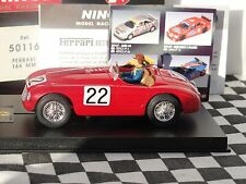 NINCO FERRARI 166 MM  RED   50116   1:32 NEW OLD STOCK BOXED