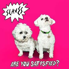 SLAVES ARE YOU SATISFIED? CD ALBUM (June 1st 2015)