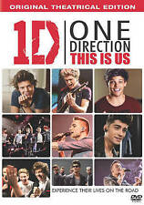 One Direction: This Is Us (DVD, 2013, Includes Digital Copy UltraViolet) NEW