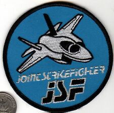 US Navy Air Force Joint Strike Fighter JSF Squadron Patch Marine Corps Aviation