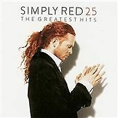 Simply Red - 25 - The Greatest Hits 3 Disc DVD/CD Album Best Of - MIck Hucknall
