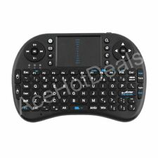Black Mini 2.4GHz Wireless Keyboard Touchpad Mouse for Raspberry Pi 2 B+/B