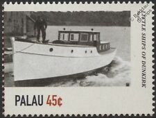 REDA / JANTHEA Motor Yacht Boat WWII Little Ships of Dunkirk Stamp