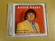 CD THE STAR COLLECTION / ANDRE HAZES