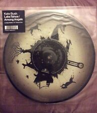"""KATE BUSH - LAKE TAHOE / AMONG ANGELS. 10"""" PICTURE DISC. ULTRA RARE. NEW. SALE!"""