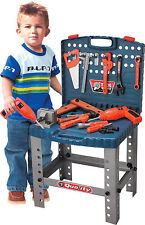 DIY Builder Tools Play Set Playset Learn Fun Learning Grown Up Practice