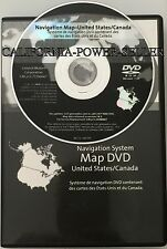 2015 Update 2007 2008 2009 2010 Cadillac Escalade / EXT / ESV Navigation DVD Map
