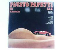 FAUSTO PAPETTI - 18 Raccolta - Nude LP