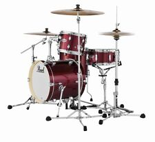 Pearl Jungle Schlagzeug Midtown Black Cherry Glitter Drumset / Bateria Batteria