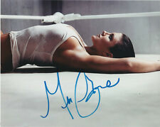 Gina Carano Autographed Signed 8x10 Photo COA