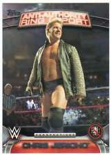 2016 Topps WWE Perspectives The Anti Authority #17AA Chris Jericho