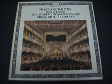 Haydn's Music For England,Academy of Ancient Music, Christopher Hogwood,R215138