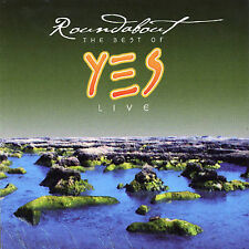 Roundabout: Best of Yes Live by Yes (CD, Jul-2003, Music Club)