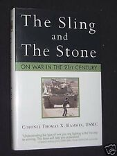 The Sling and the Stone: 21st Century Warfare 2004-1st Modern Military HB
