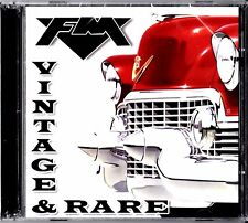 FM - Vintage And Rare CD ultra rare FACTORY SEALED AOR