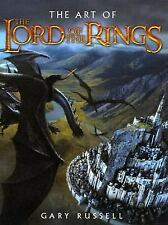 The Art of the Lord of the Rings by Gary Russell Hardback Hardcover Book 2004