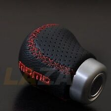 LEATHER SHIFT KNOB MANUAL ONLY (USED BUT SLIGHTLY USED)