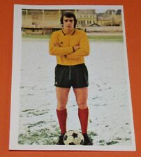 249 CHARRIER CS SEDAN ARDENNES CSSA AGEDUCATIFS FOOTBALL 1973-1974 73-74 PANINI