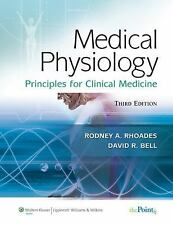 Medical Physiology: Principles for Clinical Medicine (MEDICAL PHYSIOLOGY (RHOADE