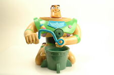 Disney Pixar Toy Story Buzz Lightyear Bubble Blowing Toy Automatic Bubble Blower