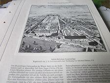 Wien Archiv 4 Stadtbild 2047 Graben gegen Kohlmarkt Rudolf von Alt