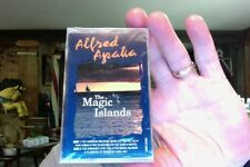 Alfred Apaka- The Magic Islands- new/sealed cassette tape