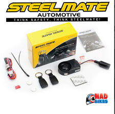 "Steelmate "" Smart Key "" Motorcycle Transponder Tag Key Fob Immobiliser System"