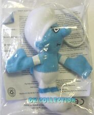 HAPPY MEAL MC DONALD'S Puffi peluches Smurfs 2011 _ personaggio 01 (sigillato)