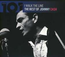 Johnny Cash - I Walk The Line - The Best Of Johnny Cash, 4CD Neu