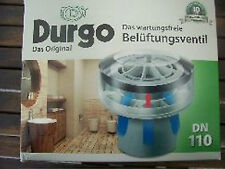 Durgo Ventilation valve DN 110 for the Mounting from 6 to 12 baths