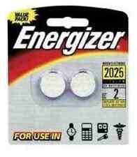 Energizer - Lithium Batteries 3.0 Volt For CR2025/DL2025/LF1/3V 2 Pack, Total 4