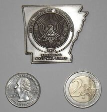 Challenge Coin: Arkansas National Guard, State Military Department 2-Star Genera