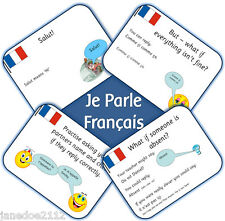KS2 French MFL Unit -  JE PARLE FRANCAIS - Primary IWB teaching resources