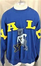 Vintage Yale University Bulldogs (3XL) Retro Ivy League Crew Neck Sweatshirt