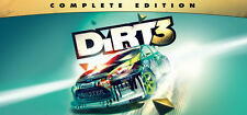 Dirt 3 Complete Edition PC Steam Code Key NEW Download Game Fast Region Free